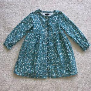 GAP Toddler Girl Corduroy Dress 5 years